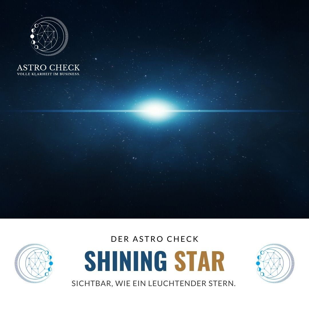 Astrocheck Shining Star