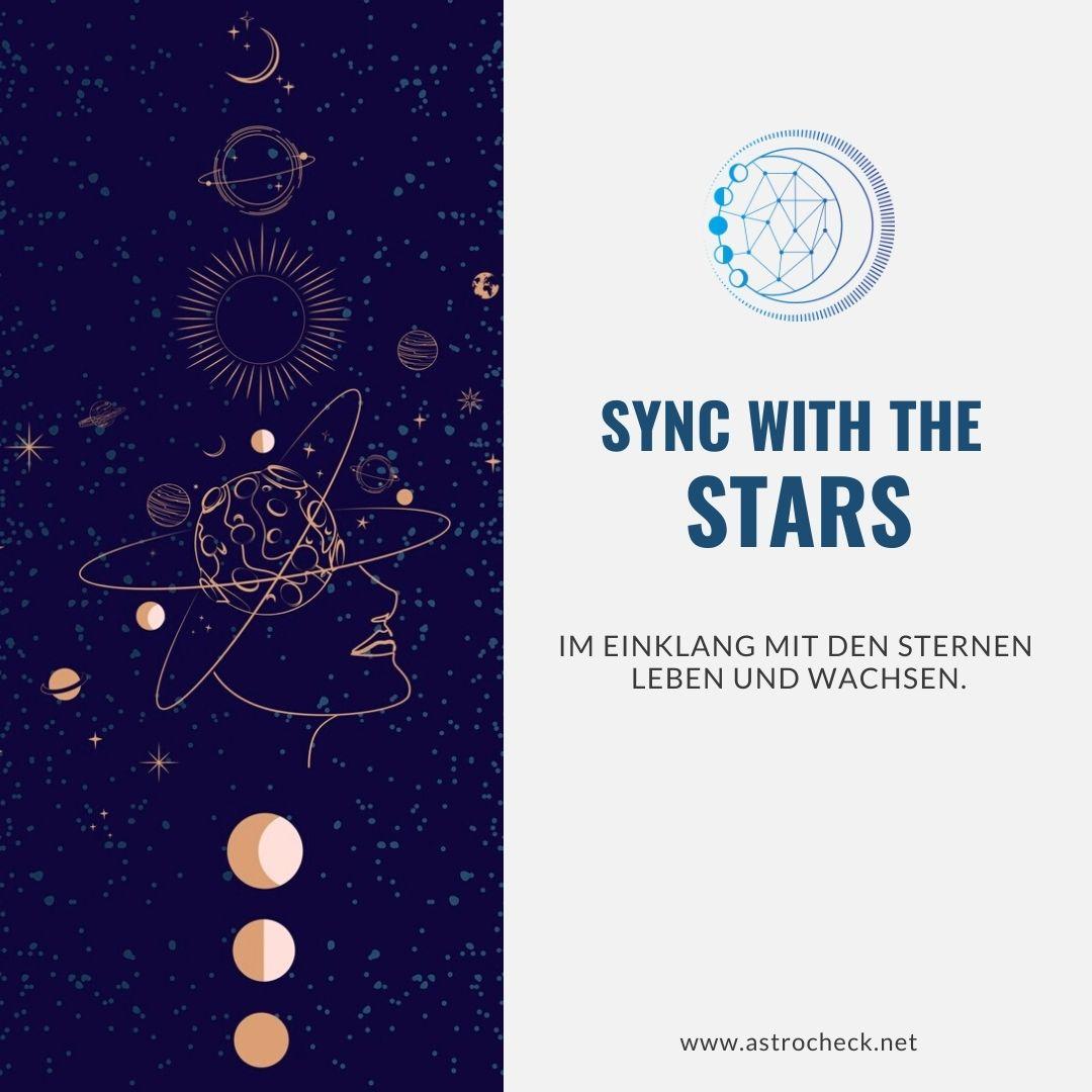 Sync stars